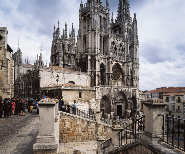 Cathedral of burgos tapestries - Globalcolor burgos ...