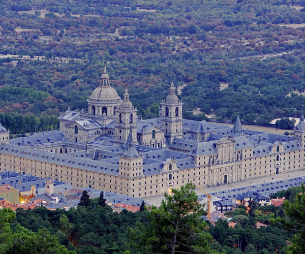 Royal Monastery of San Lorenzo de El Escorial - tapestries